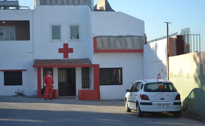 مبنى الصليب الأحمر